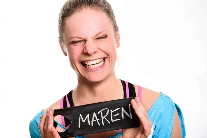 Maren Ernst fit & fröhlich Sportscheune