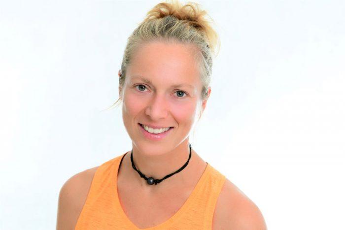 Katja Möller fit & fröhlich Sportscheune