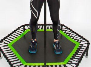 Jumping fit & fröhlich Sportscheune