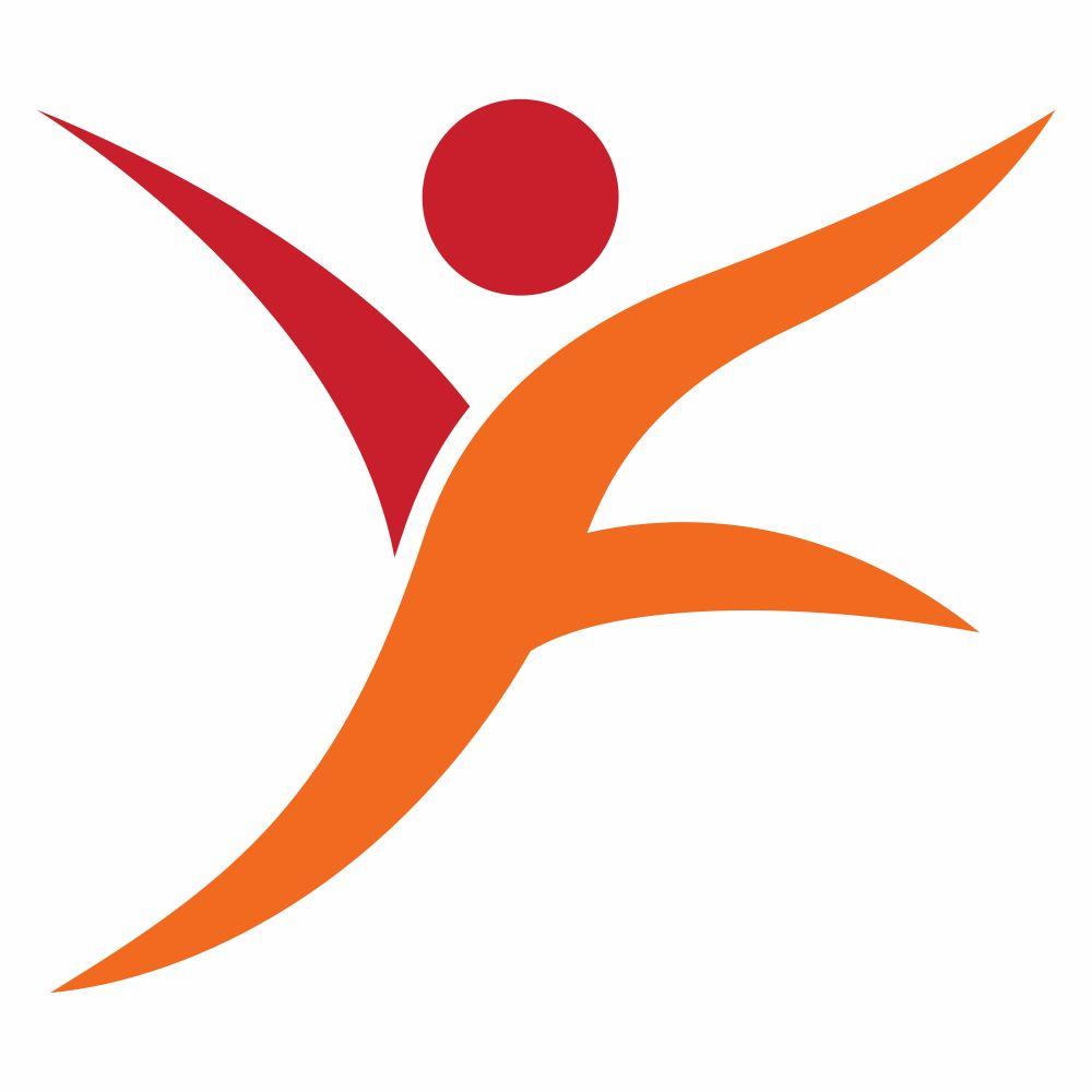 Logo fit & fröhlich Sportscheune